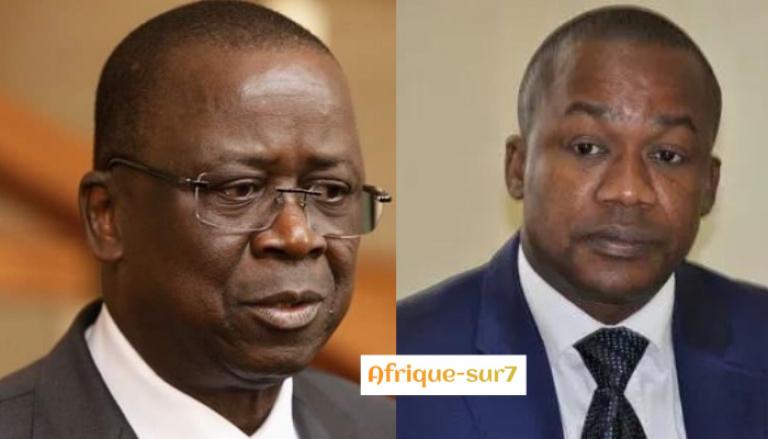 La crise s'intensifie entre Jeannot Ahoussou Kouadio, le président du Sénat, et Brice Kouassi