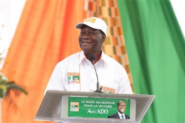 Daho Djahi, vice-président de la jeunesse estudiantine du RHDP: « Nous soutenons le président Ouattara dans la redynamisation du parti »