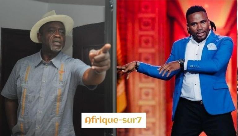 L'animateur ivoirien Georges Tai Benson (GTB) n'est pas du tout content de l'humoriste Boukary