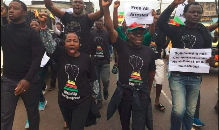 Cameroun : Stand Up For Cameroon s'invite dans la crise anglophone