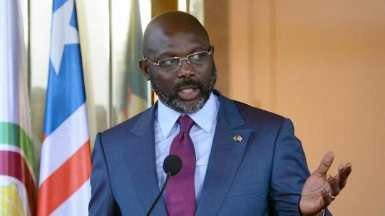 Coup d'Etat en Guinée : Georges Weah se révolte contre le 3e mandat