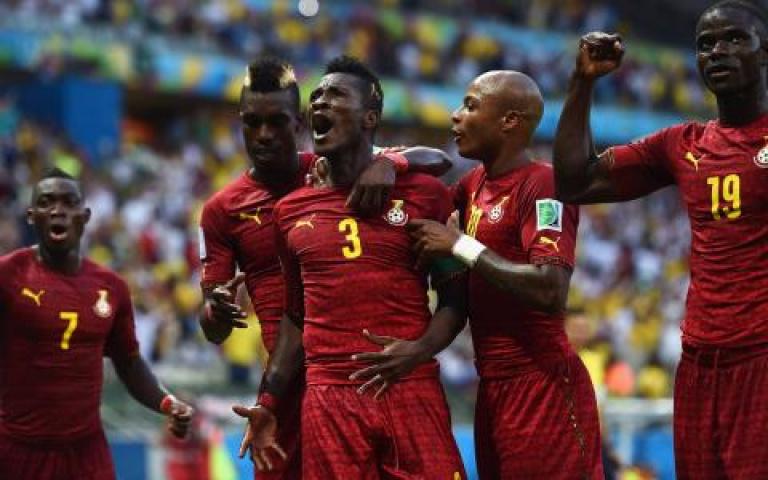 "Ghana - ""Black Stars"","