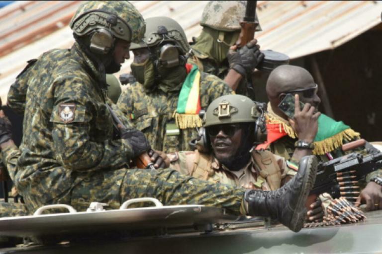Guinée : La junte militaire veut éviter toutes exactions