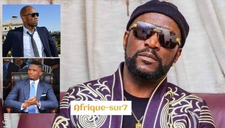 Meiway encense Samuel Eto'o et brocarde Didier Drogba