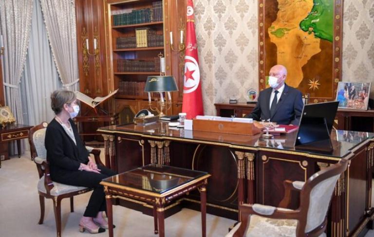 Tunisie : Kais Saied nomme Nejla Bouden à la tête du gouvernement