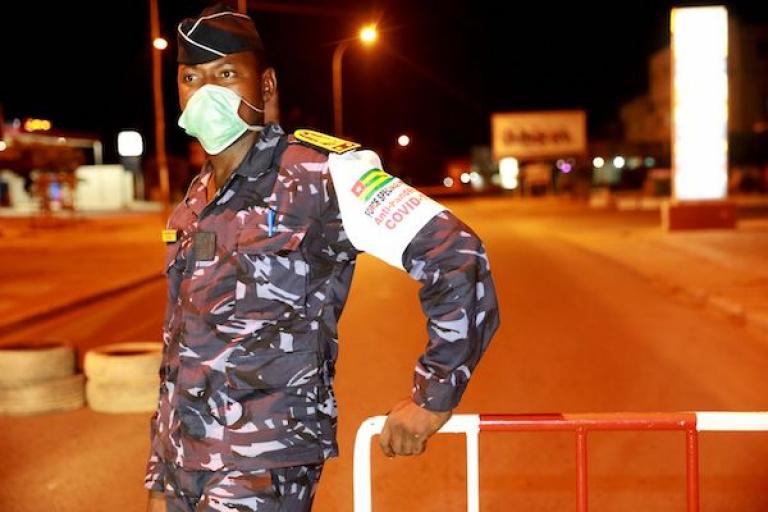 Covid -19 : Le Togo impose de nouvelles mesures restrictives