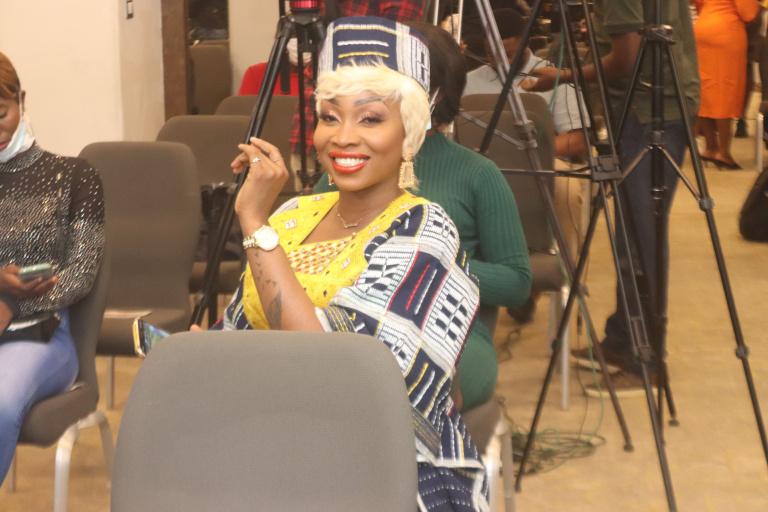 La chanteuse Coupé-décalé Bomisso Nadège alias Vitale