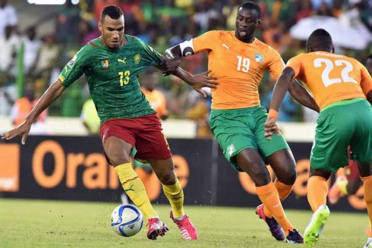 Le Cameroun et la Côte d'Ivoire toujours aux coude-à-coude