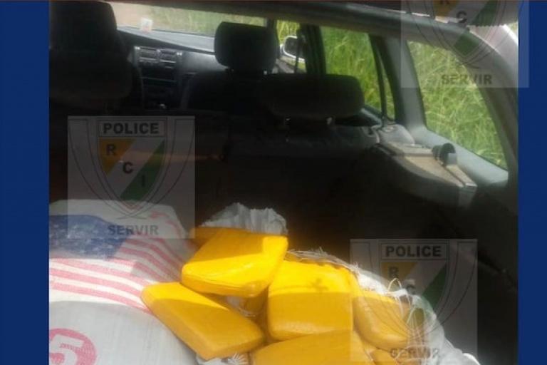 Aboisso : Course-poursuite entre un dealer et des policiers