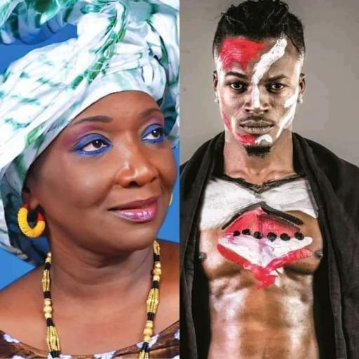 Aïcha Koné donne des conseils à ''son fils'' Debordo Leekunfa