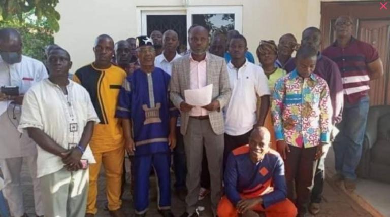 Alphonse Mangly et plusieurs exilés pro-Gbagbo en route pour Abidjan