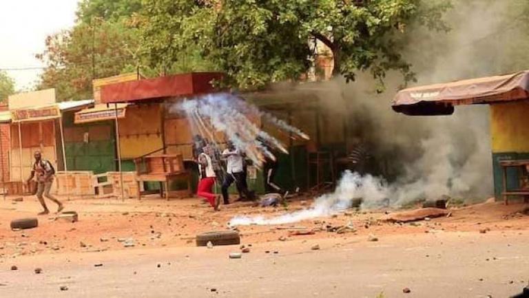 Burkina : Descente musclée de militaires à Pô, le procureur réagit