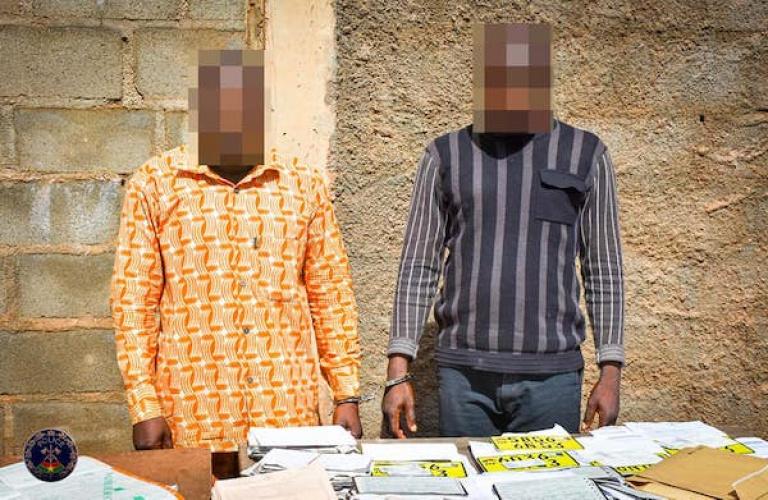 Burkina : Des délinquants font perdre 12 milliards F CFA à l'État