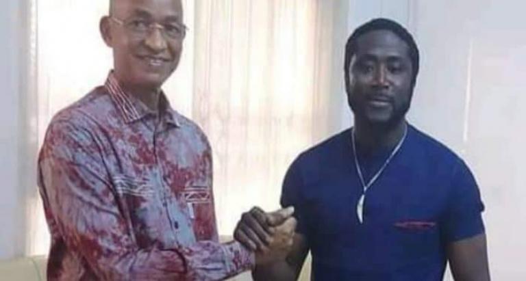 Guinée : Élie Kamano présente ses excuses à Celou Dalein Diallo