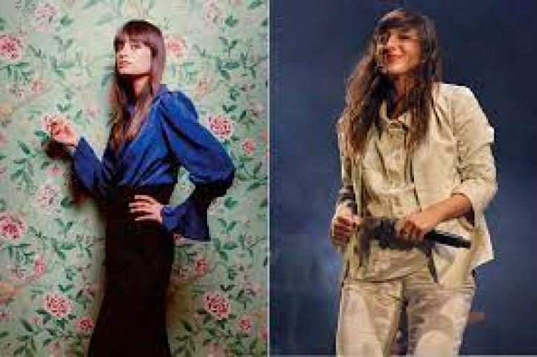 Aya Nakamura - Clara Luciani et Juliette Armanet