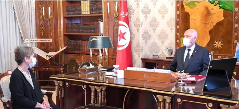 La Tunisie a un nouveau gouvernement de 25 ministres