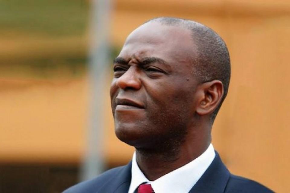 Mamadou Koulibaly, président du parti Liberté et Démocratie pour la République (Lider)