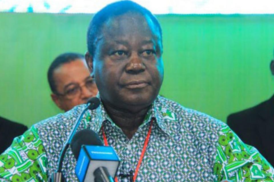 Voeux de Nouvel An d'Henri Konan Bédié aux Ivoiriens