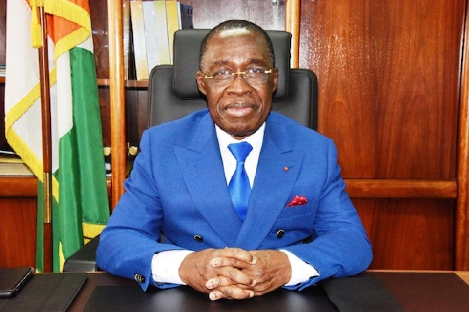 Le ministre Aka Aouélé a procédé à l'ouverture du Dialogue sur le financement de la santé