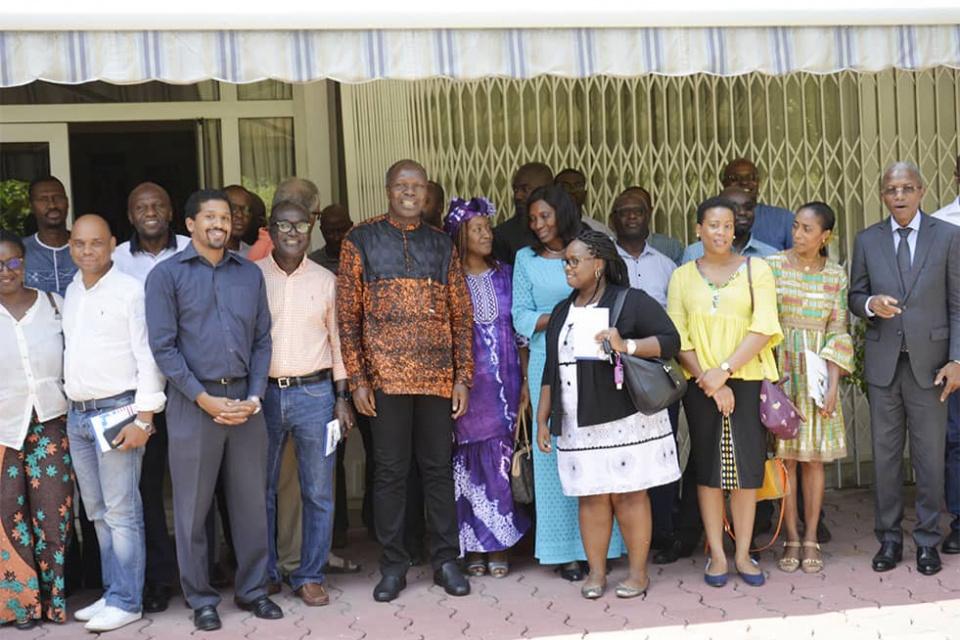 Mabri prend les devants des relations entre la Côte d'Ivoire et les Etats-Unis