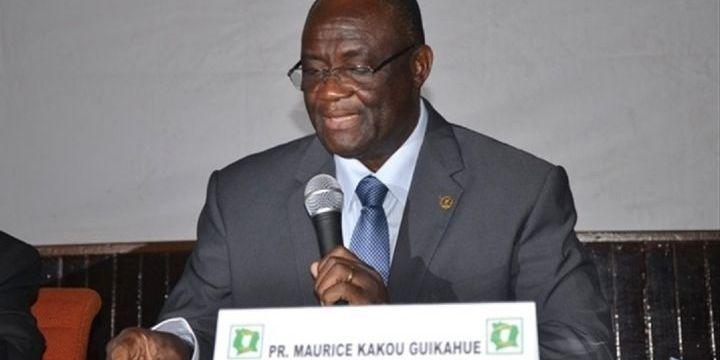 Gagnoa: Chaude empoignade entre Guikahué et Odette Lorougnon