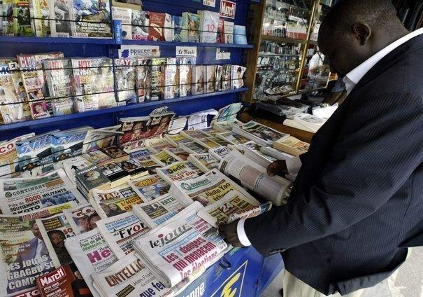 Titrologie du 8 avril: «Des ministres dans la tourmente, ce que Ouattara dit»