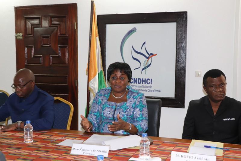 Violences électorales: Le CNDH pour la poursuite d'auteurs identifiés