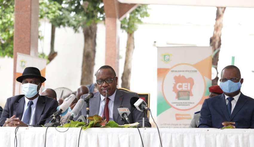 CEI: Tout sur les changements intervenus sur le Listing électoral