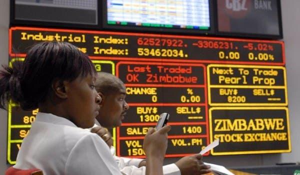 Bourses d'Afrique: Zimbabwe stock Exchange en tête, la BRVM au rouge