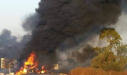 Burkina Faso: L'explosion d'un véhicule de trafic d'explosifs fait 4 morts