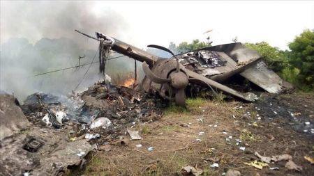 Soudan du Sud: 10 morts dans le crash d'un avion à Pieri