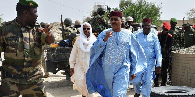 Niger: «Arrestation de plusieurs militaires» après le coup d'Etat manqué
