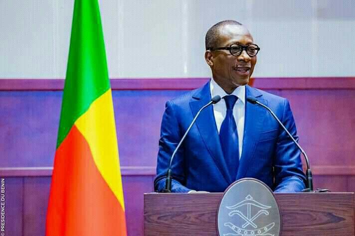 Président Patrice Talon du Benin
