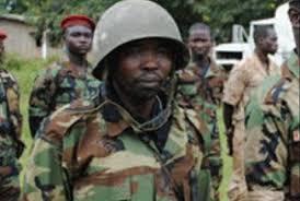 Amadé Ourémo, ancien chef de milice et commandant pro-Ouattara