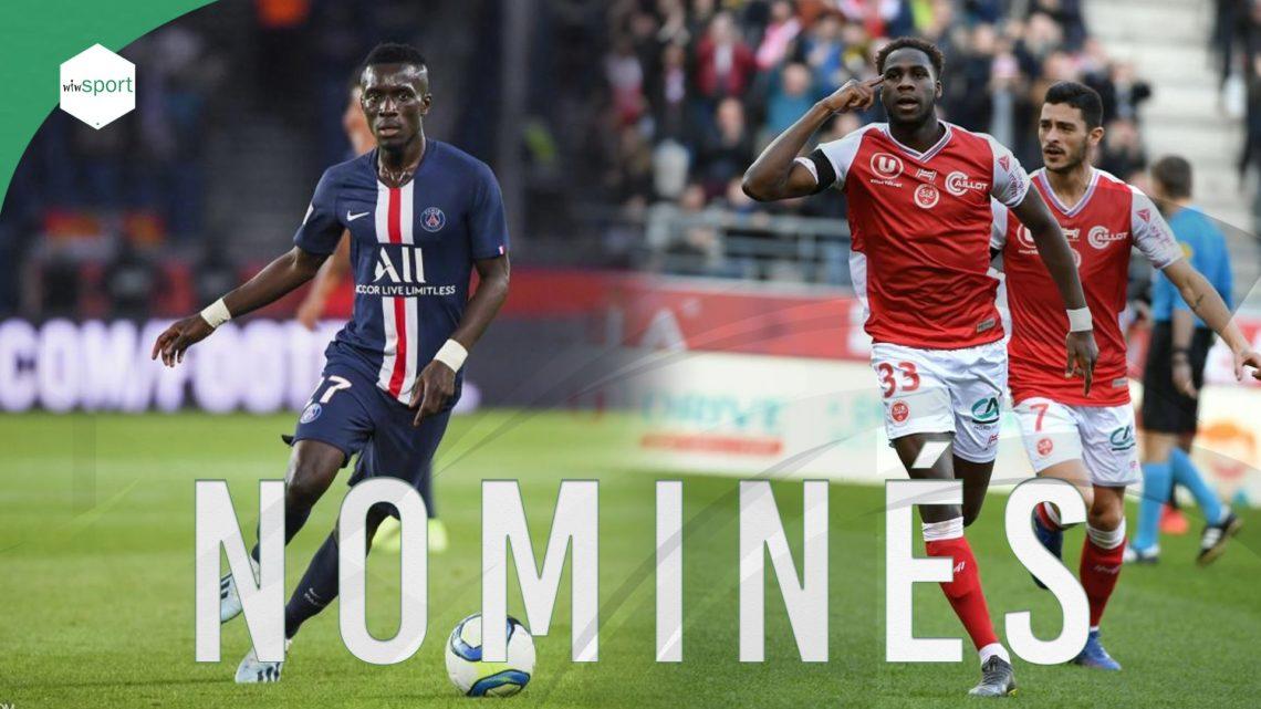 Le Prix Marc-Vivien Foé 2021 est lancé avec 11 nominés en lice pour le trophée de meilleur joueur en Ligue 1. Le trio final sera le 29 avril prochain. Prix Marc-Vivien 2018 : Karl Toko va-t-il imiter l'Ivoirien Gervinho doublement sacré La liste des 11 prétendants pour le Prix Marc-Vivien Foé, récompensant le meilleur joueur africain de Ligue 1 pour la saison 2020/202, est connue depuis ce mardi 6 avril. Dévoilée par RFI et France 24, parmi ces prétendants, on retrouve notamment le néo-international sénégalais Boulaye Dia (Reims), actuel 3e meilleur buteur de L1 avec 14 réalisations, le Congolais Gaël Kakuta, auteur d'une saison remarquable avec Lens (9 buts et 5 passes décisives), et l'attaquant de Montpellier, Andy Delort (10 buts et 9 passes décisives). Le vainqueur pourrait bien se trouver dans ce trio même s'il faudra aussi compter avec le duo lyonnais composé de Tino Kadewere (10 buts et 3 passes décisives) et de Karl Toko Ekambi (12 buts et 6 passes décisives), rapporte le site Afrik-Foot.com. Faudra compter aussi avec l'Ivoirien Seko FOFANA du Racing club de LENS. Il est l'un des grands artisans de la belle campagne du RC Lens et une des coqueluches du public lensois. Ce milieu de terrain combatif, parti jeune de France, a clairement profité de ses expériences en Angleterre et surtout en Italie, durant quatre saisons à Udinese, pour s'aguerrir et ajouter ainsi de la maturité tactique à ses qualités de perforateur. On note aussi la présence surprise du Mozambicain Reinildo, actuel leader de Ligue 1 avec Lille. Les Algériens de Metz Farid Boulaya et Alexandre Oukidja, le milieu de terrain parisien Gana Gueye, le défenseur marocain de Rennes Nayef Aguerd. Remporté précédemment par Victor Oshimen l'édition, le vainqueur du prix Marc-Vivien Foé en hommage au joueur camerounais mort sur le rectangle vert, est choisi par un comité de journalistes. L'Ivoirien Gervinho est le seul joueur doublement sacré notamment en 2010 et 201. la liste des 11 joueurs en lice pour 