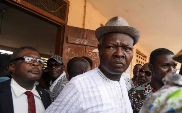 Agbéyomé: «Macron sait que Faure Gnassingbé n'a pas gagné…»