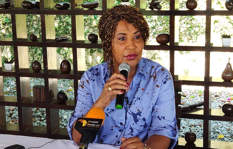 Boni Claverie, une opposante ivoirienne