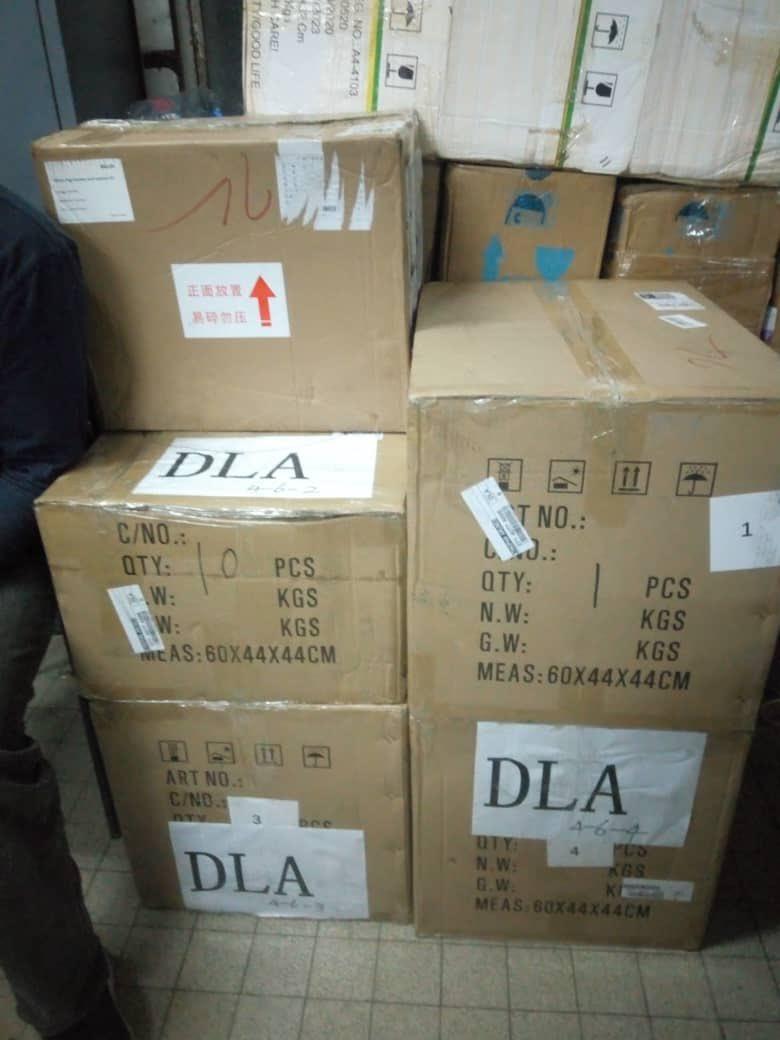 Cameroun : Plus de 6000 tests de covid contrefaits, saisis
