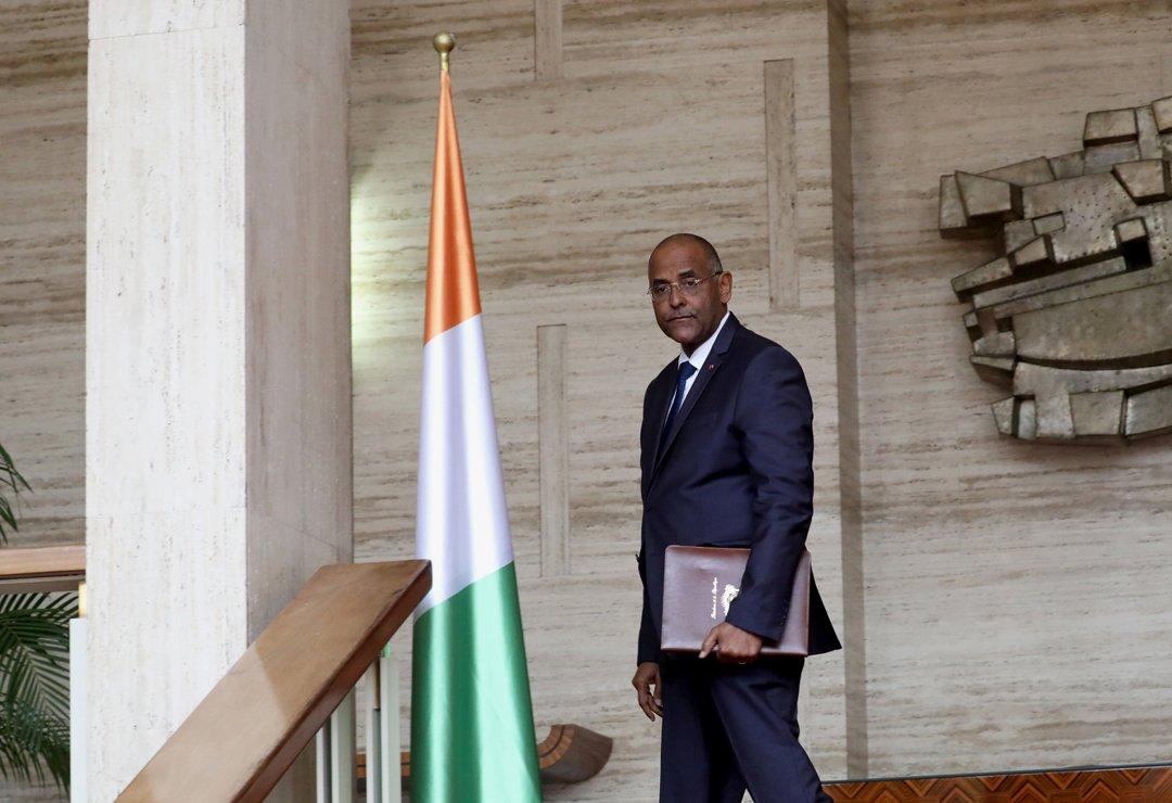 Patrick Achi, Premier ministre du nouveau gouvernement